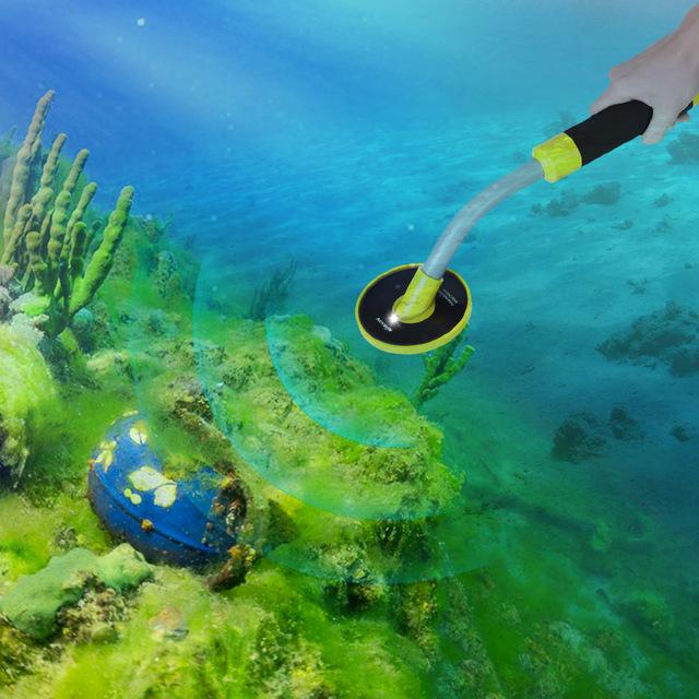 detecteur metal sous marin