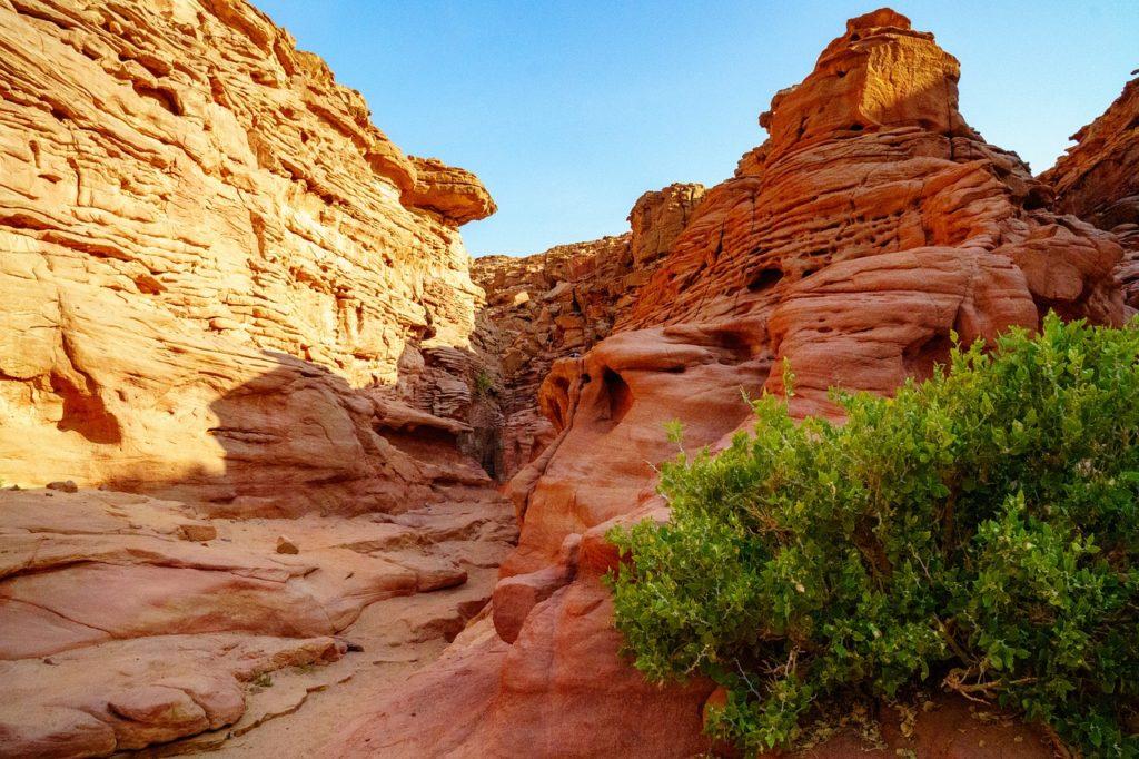 Le Canyon - Dahab