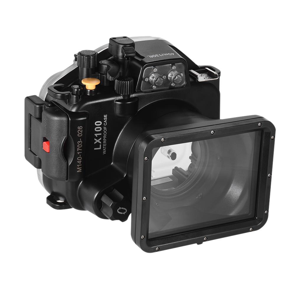 caméra sous-marine
