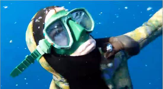 techniques de respiration en plongée sous-marine.