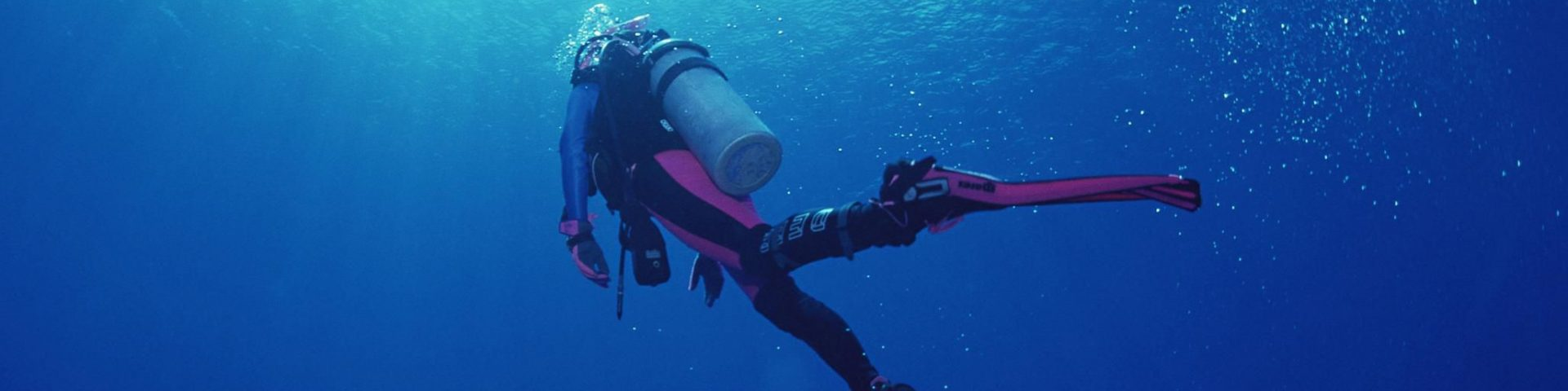 les limites de la plongée sous-marine.